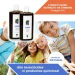 Champú al Extracto de Vinagre