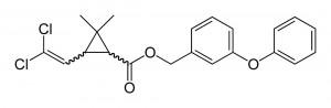 permetrina formula química