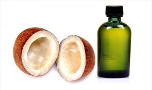 Aceite de coco piojos