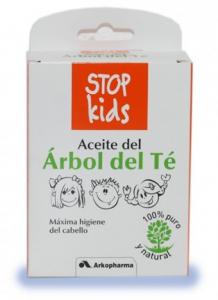 Aceite del arbol del te para niños
