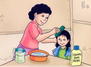 Prevención para evitar piojos