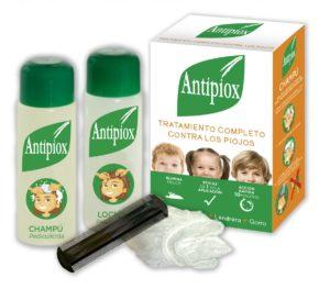 tratamiento completo antipiojos