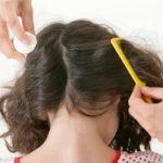 Eliminar piojos sin dañar el cabello con Dimeticona